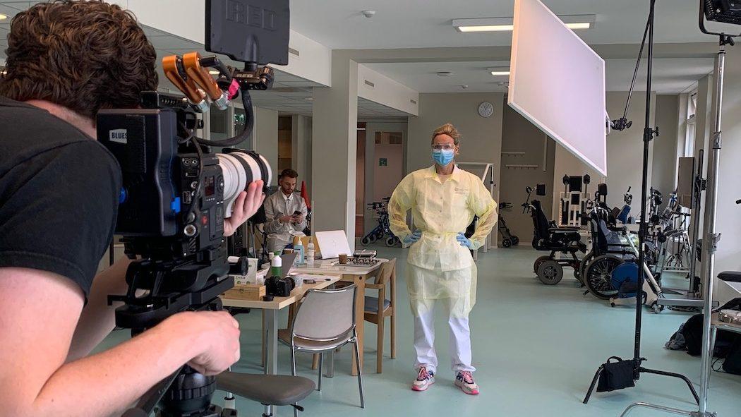 Behind the scenes Cordaan